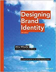 Designing Brand Identity cover