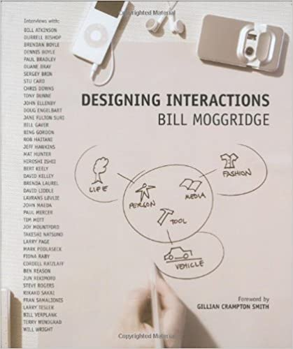 Designining Interactions cover