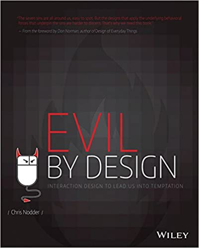 Evil by Design cover