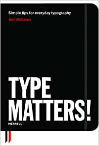 Type matters cover
